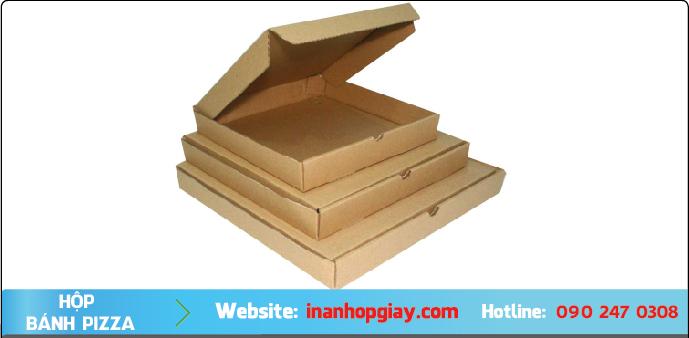 in hộp bánh pizza giá rẻ