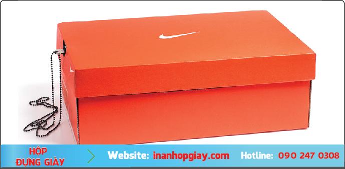 mẫu hộp giày đẹp giá rẻ