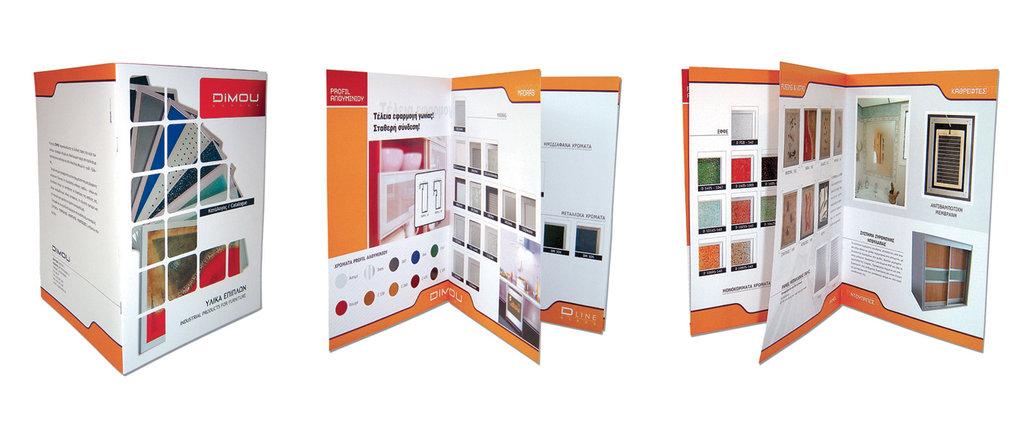 các dạng thiết kế in catalogue