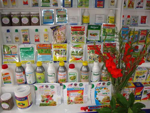In decal nhãn dán thuốc thực vật là rất phổ dụng