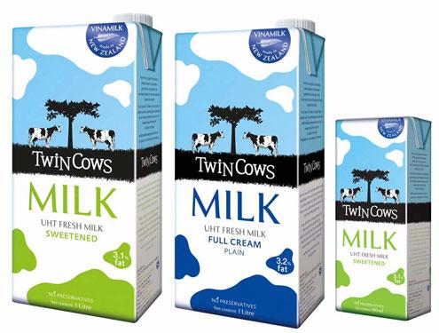 hộp giấy đựng sữa