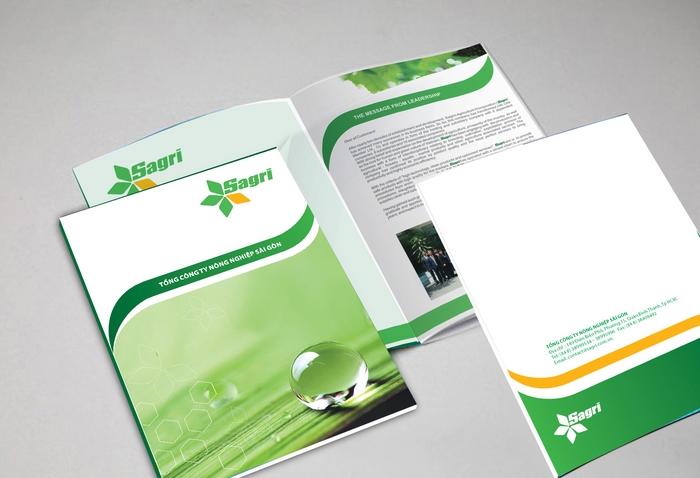 mẫu in catalogue cho doanh nghiệp