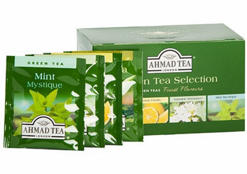 in hộp trà xanh