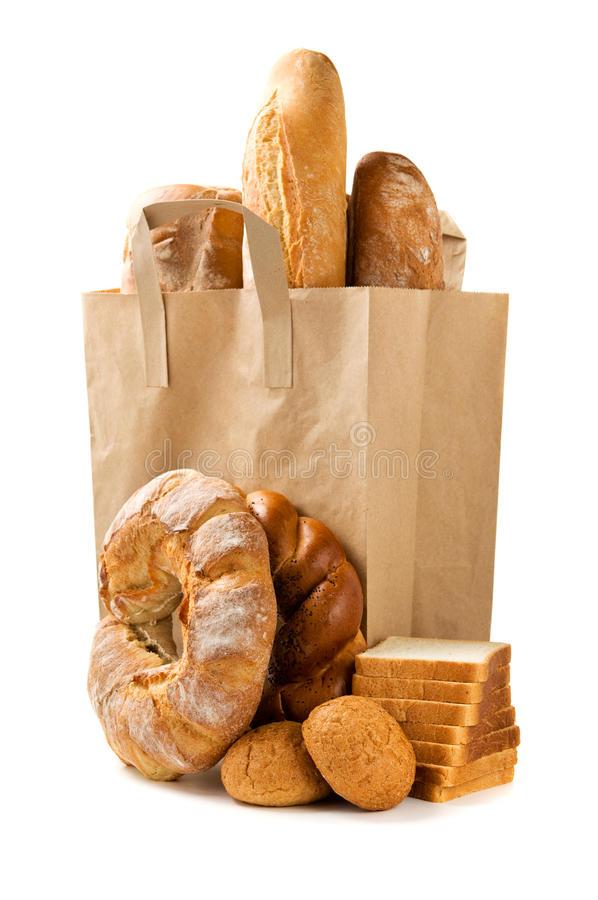 bảo quản bánh quy với túi giấy