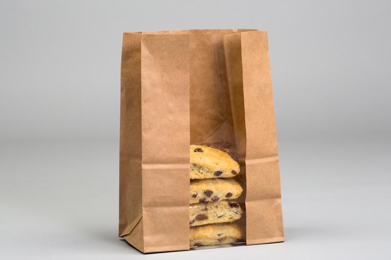 túi giấy bảo quản bánh quy tươi