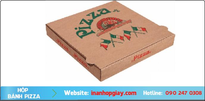 mẫu hộp pizza giá rẻ
