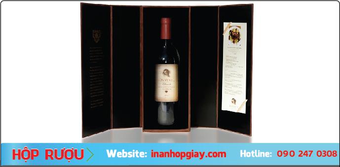 in hộp giấy đựng rượu hcm