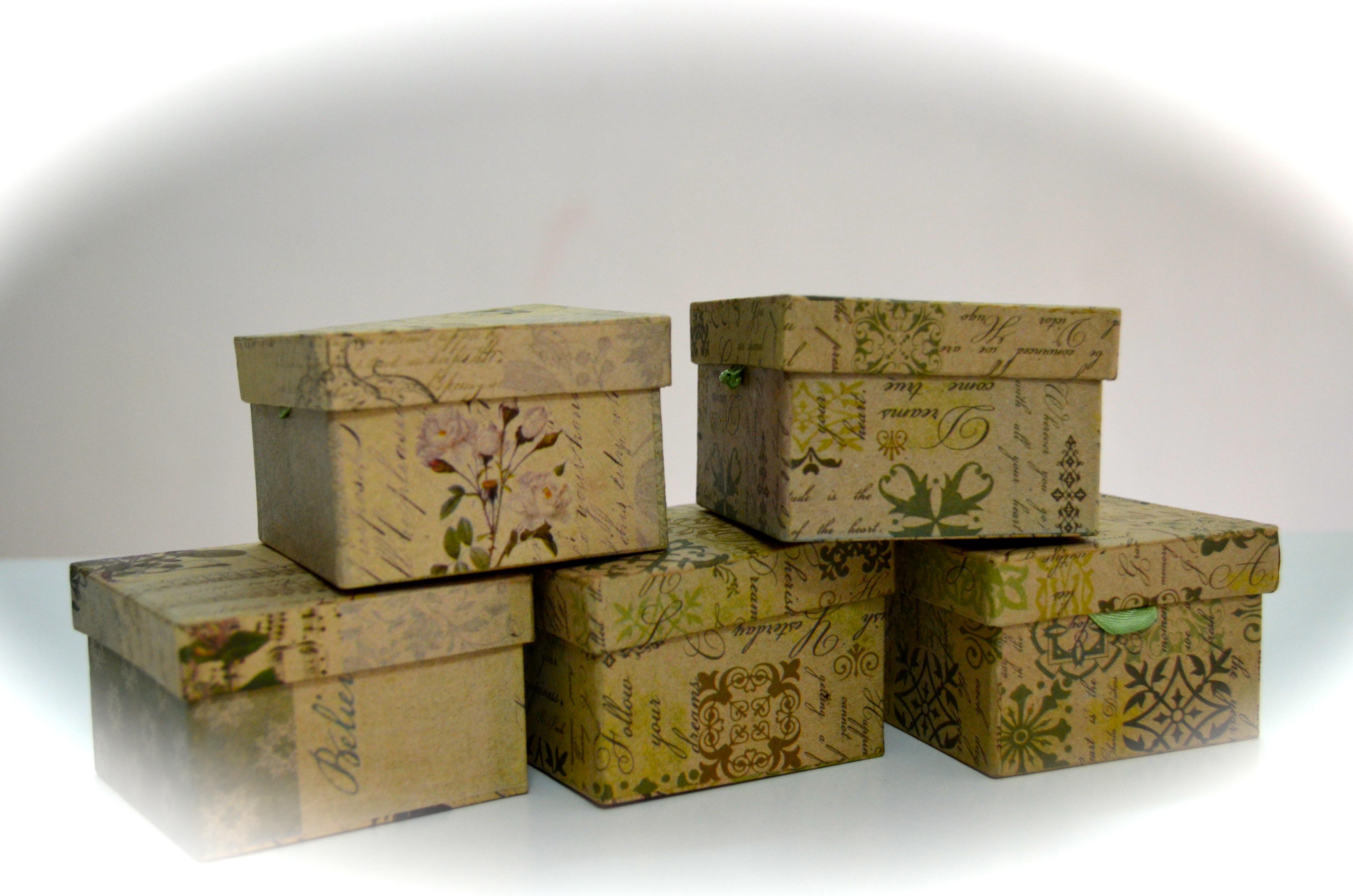 loại hộp giấy cao cấp