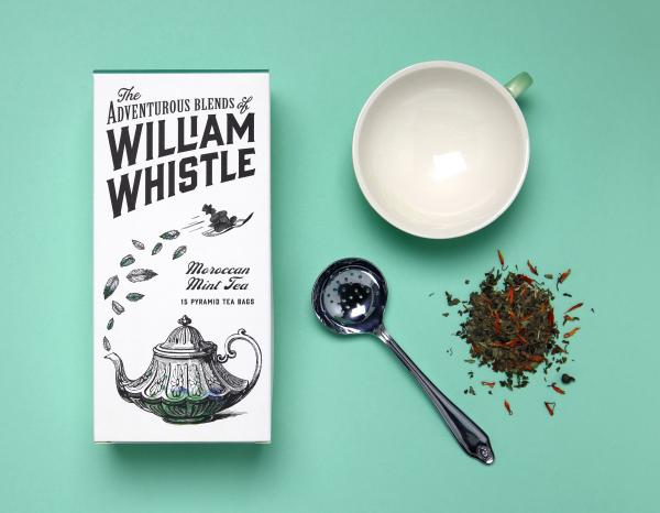THE ADVENTUROUS BLENDS của WILLIAM WHISTLE