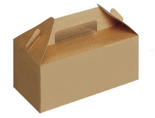 hộp giấy bánh mỳ