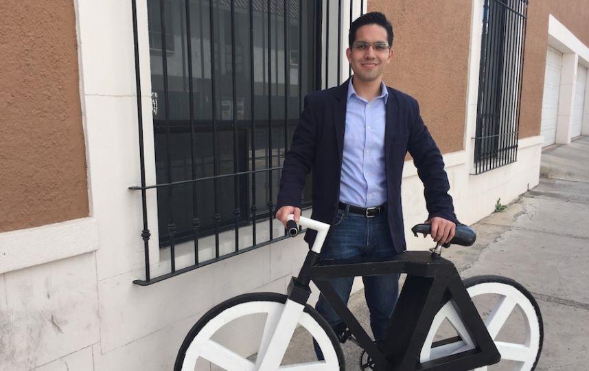 ý tưởng kinh doanh xe đạp tái chế