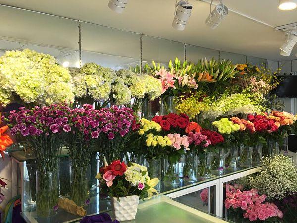 Tiết lộ những kinh nghiệm mở cửa hàng hoa tươi
