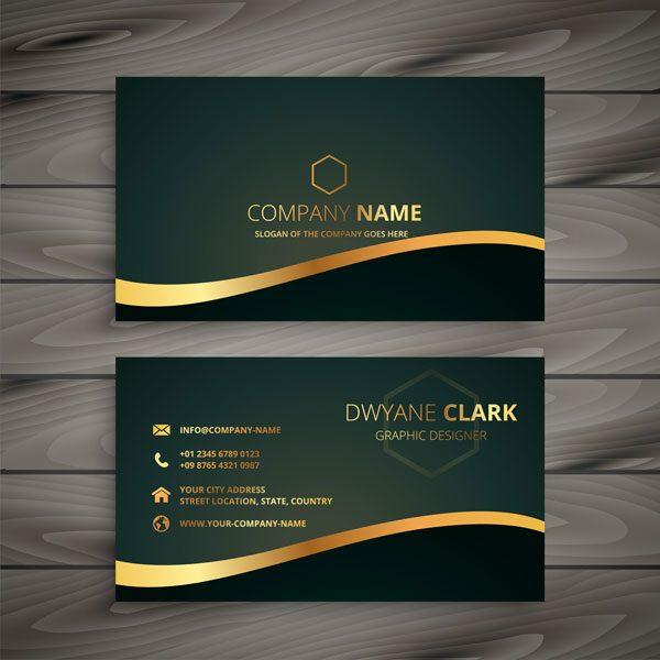 kích thước name card chuẩn